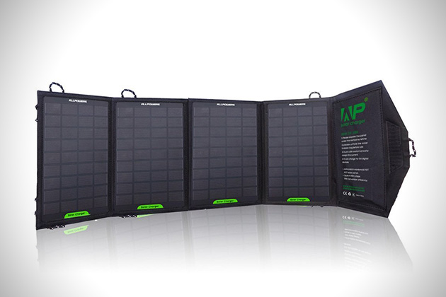 ALLPOWERS™ Solar Panel Charger