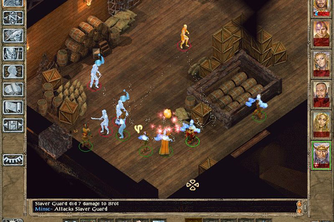 Baldur's Gate II- Shadows of Amn