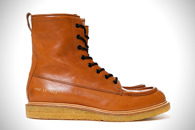 Common Projects Mechanic's Boots