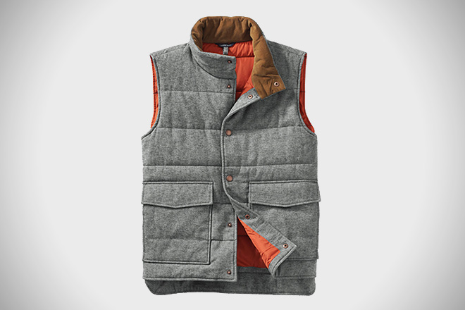 260d4feb71c Close to the Vest: 15 Best Men's Vests for Fall | HiConsumption