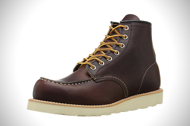 """Red Wing Heritage Moc 6"""" Boot"""