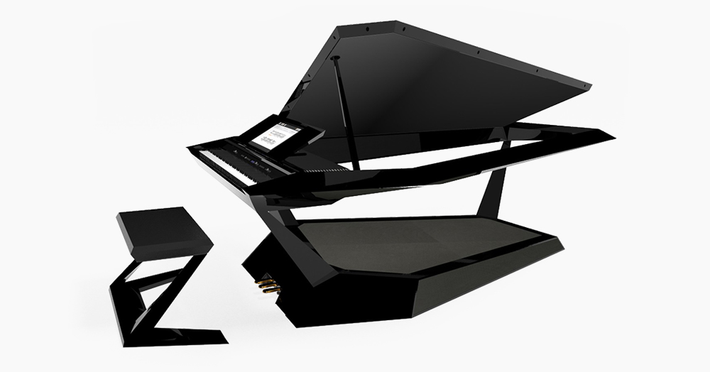Roland Modernizes The Age-Old Piano With The Digital GPX-F1 Facet Concept
